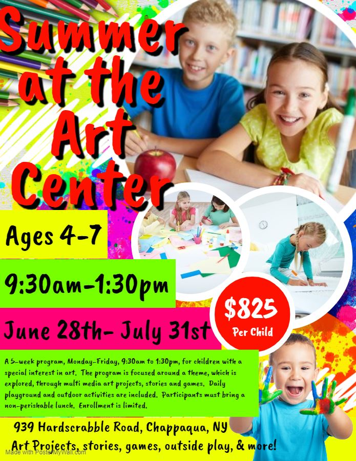 Copy of Kids Art Camp Flyer - Made with PosterMyWall (1)