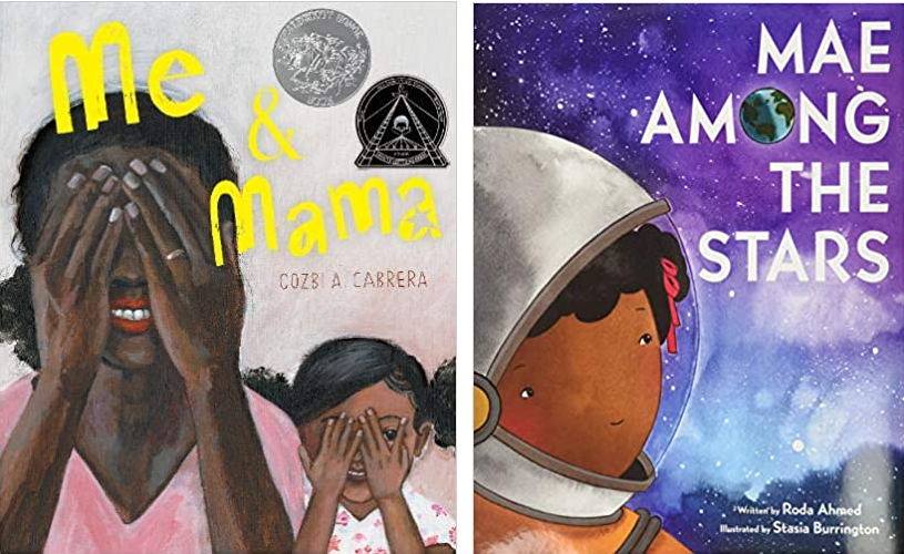 Community Read Aloud Book Covers