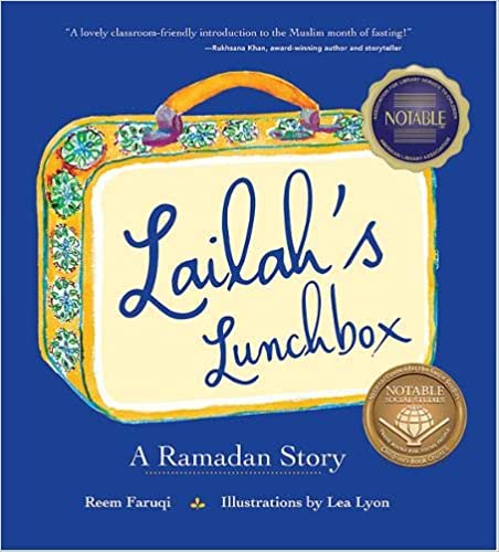 Lilahs Lunchbox Book Cover